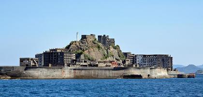 軍艦島イメージ