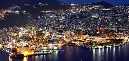 世界3大夜景のひとつ『長崎の夜景』鑑賞におすすめツアー