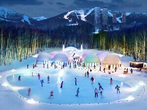 北海道で冬のリゾートといえばトマムスキー場!ツアー旅行で行きませんか?