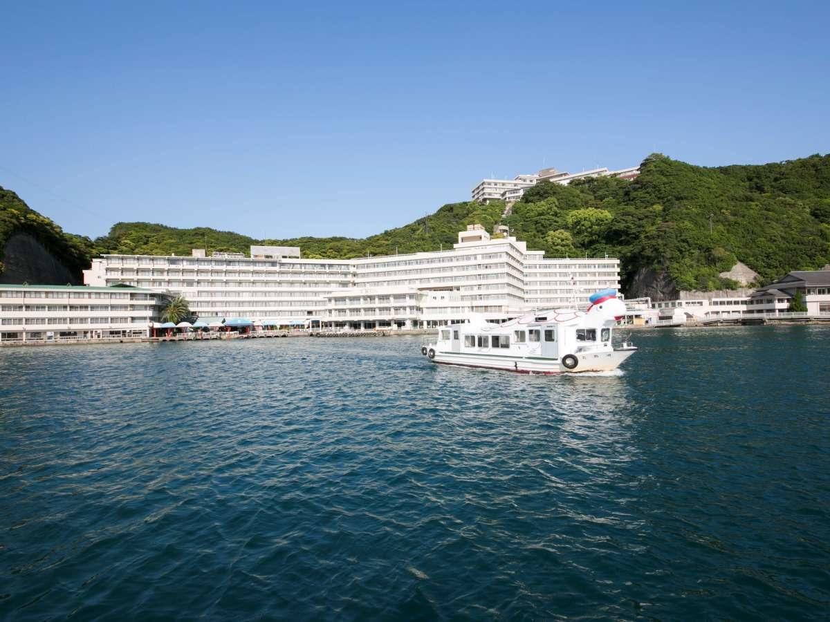 ホテル浦島(南紀勝浦)