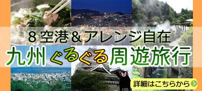 九州8県フリープラン