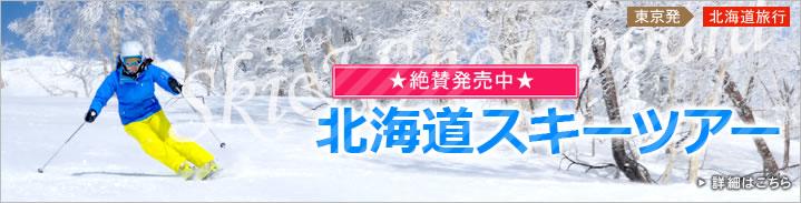 北海道スキー発売!2016-2017