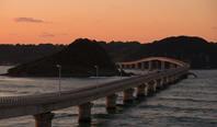 角島大橋♪