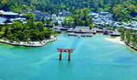 世界遺産と瀬戸内海の広島フリープラン