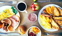 朝食付きプランがお得★リゾートの朝は優雅な朝食を