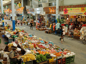 沖縄・市場