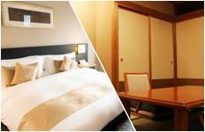 洋室と和室、北海道で泊まる部屋を選ぶなら