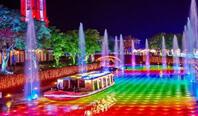 日本最大1,200万級のイルミネーション「光の王国 ハウステンボス」