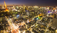 渋谷のホテルに泊まる!