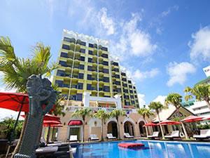 ★Okinawa Spa Resort EXES(沖縄スパリゾート エグゼス)