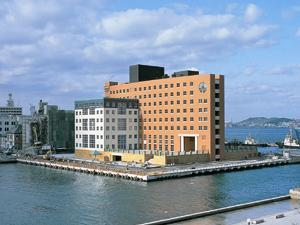プレミアホテル門司港