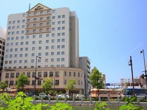 ホテルJALシティ松山宿泊ツアー
