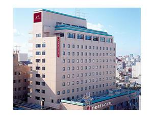 ネストホテル松山宿泊ツアー