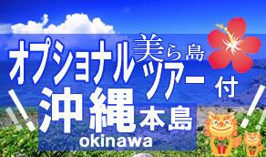 沖縄オプショナルツアー付!那覇・南部ツアー