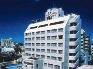 【旭橋駅周辺エリア】「琉球サンロイヤルホテル」宿泊出張パックツアー