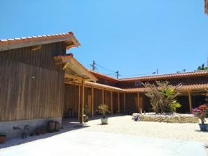 <沖永良部島>コチンダホテルは小さな島のたった12室のホテルです。