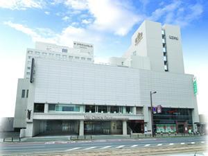 ひろめ市場にも徒歩5分の好立地「ザ・クラウンパレス新阪急高知」