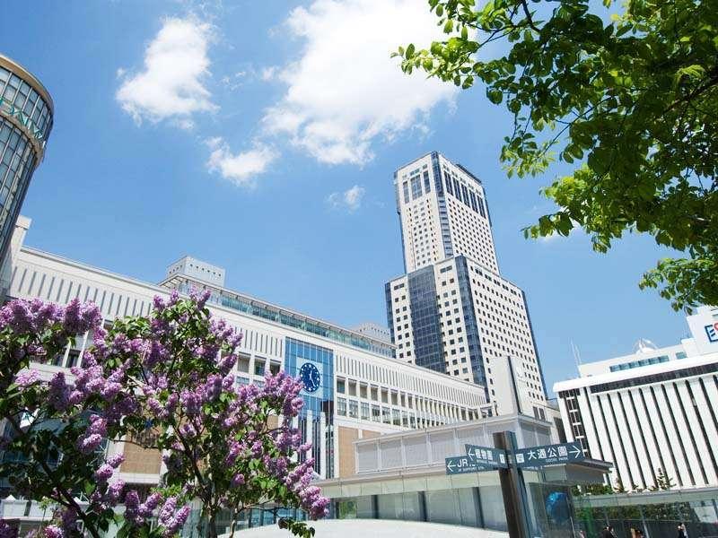 札幌駅直結のシンボルタワー!温泉も完備の「JRタワーホテル日航札幌」