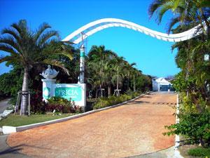 <コテージタイプでビーチやプールなど施設が充実>プリシアリゾートヨロン