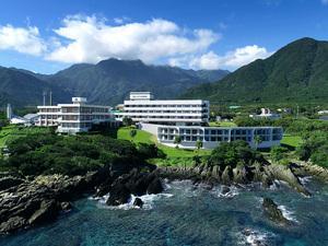 ≪世界遺産屋久島≫海を一望できるロケーション!シーサイドホテル屋久島