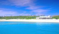 沖縄ブルーが目前!オーシャンビューが自慢のリゾートホテル