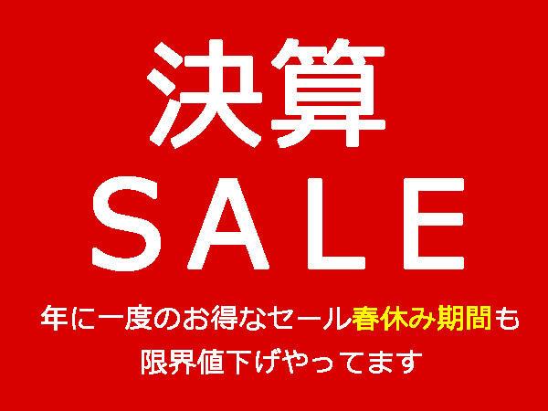 奄美大島決算セール!