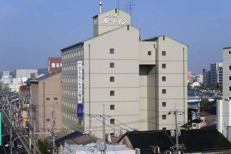 ホテルルートイン松江