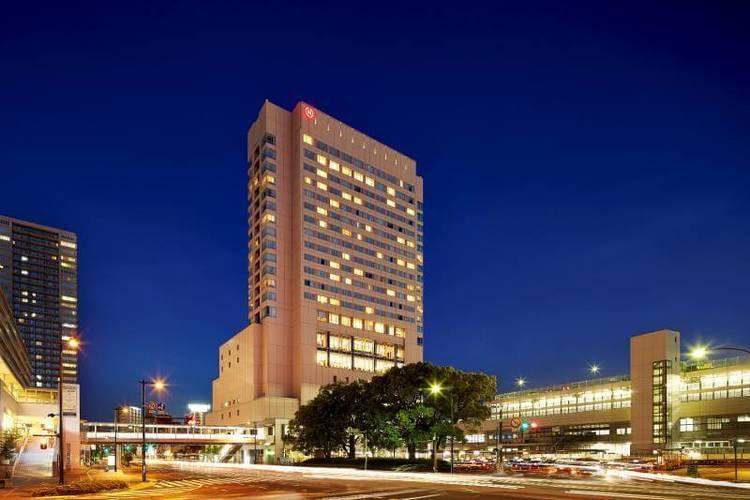広島市内のハイクラスシティホテル滞在ツアー
