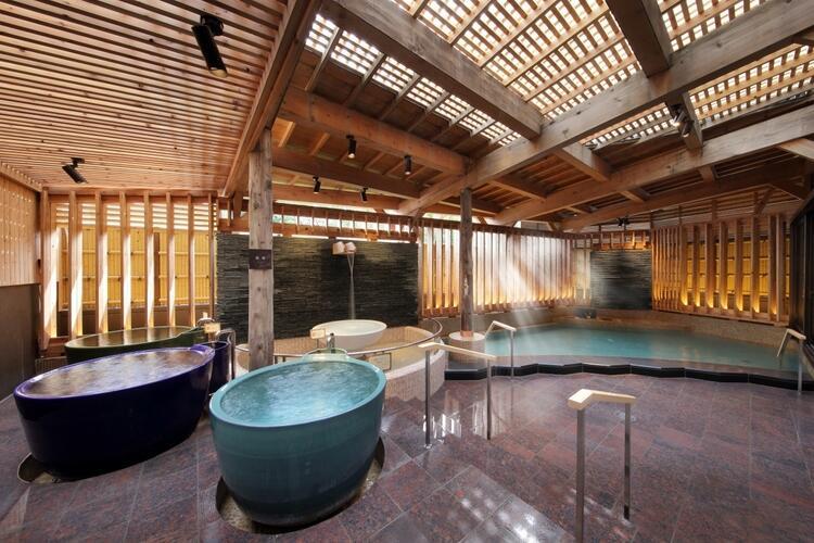 湯の川温泉ホテル万惣