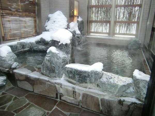天然温泉神威の湯ドーミーイン旭川