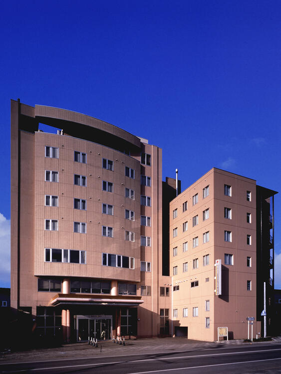 紋別セントラルホテル
