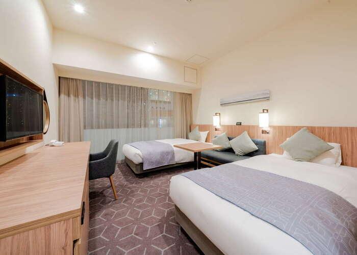 札幌ビューホテル「ノースリゾートフロア指定」