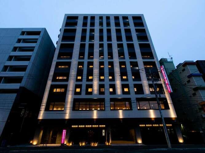 ホテルウイングインターナショナル札幌すすきの
