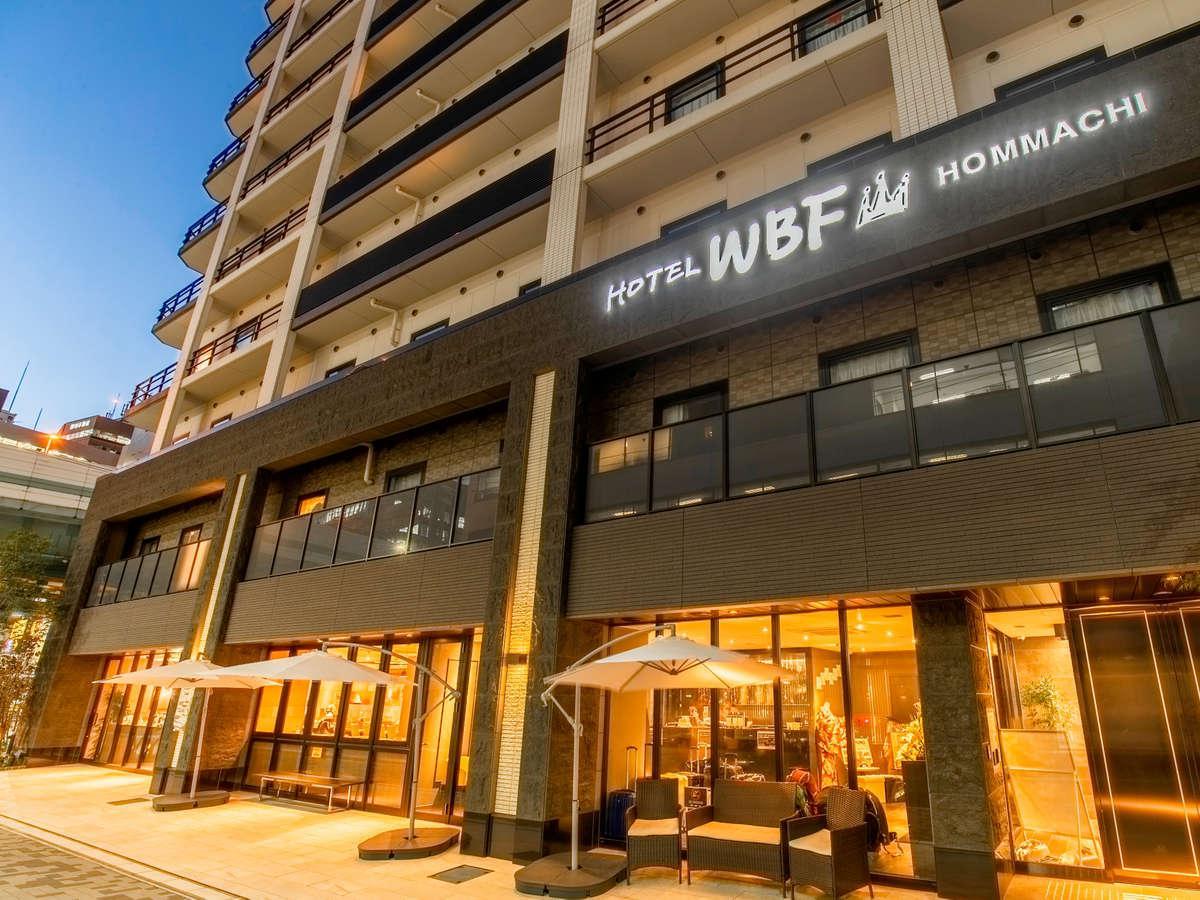ホテルWBF本町