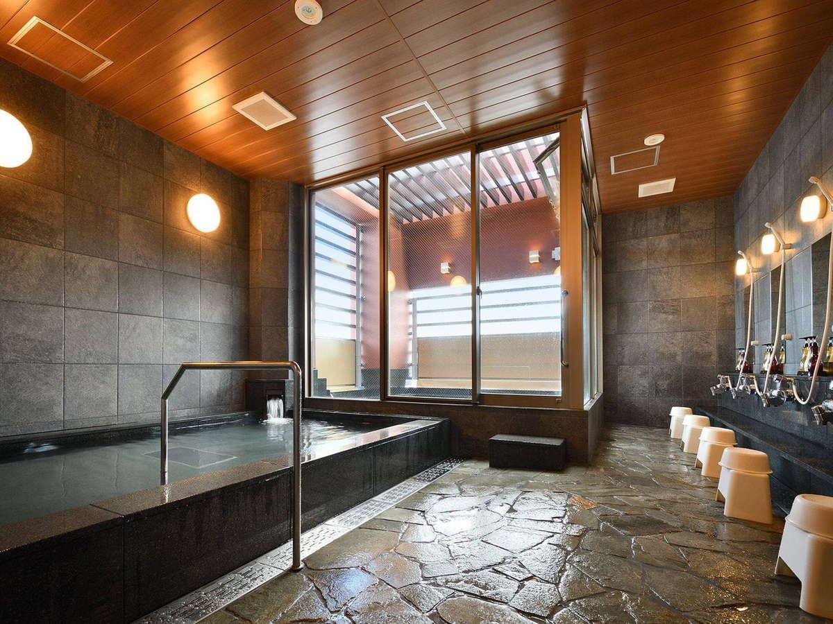 大浴場のある福岡おすすめホテルプラン