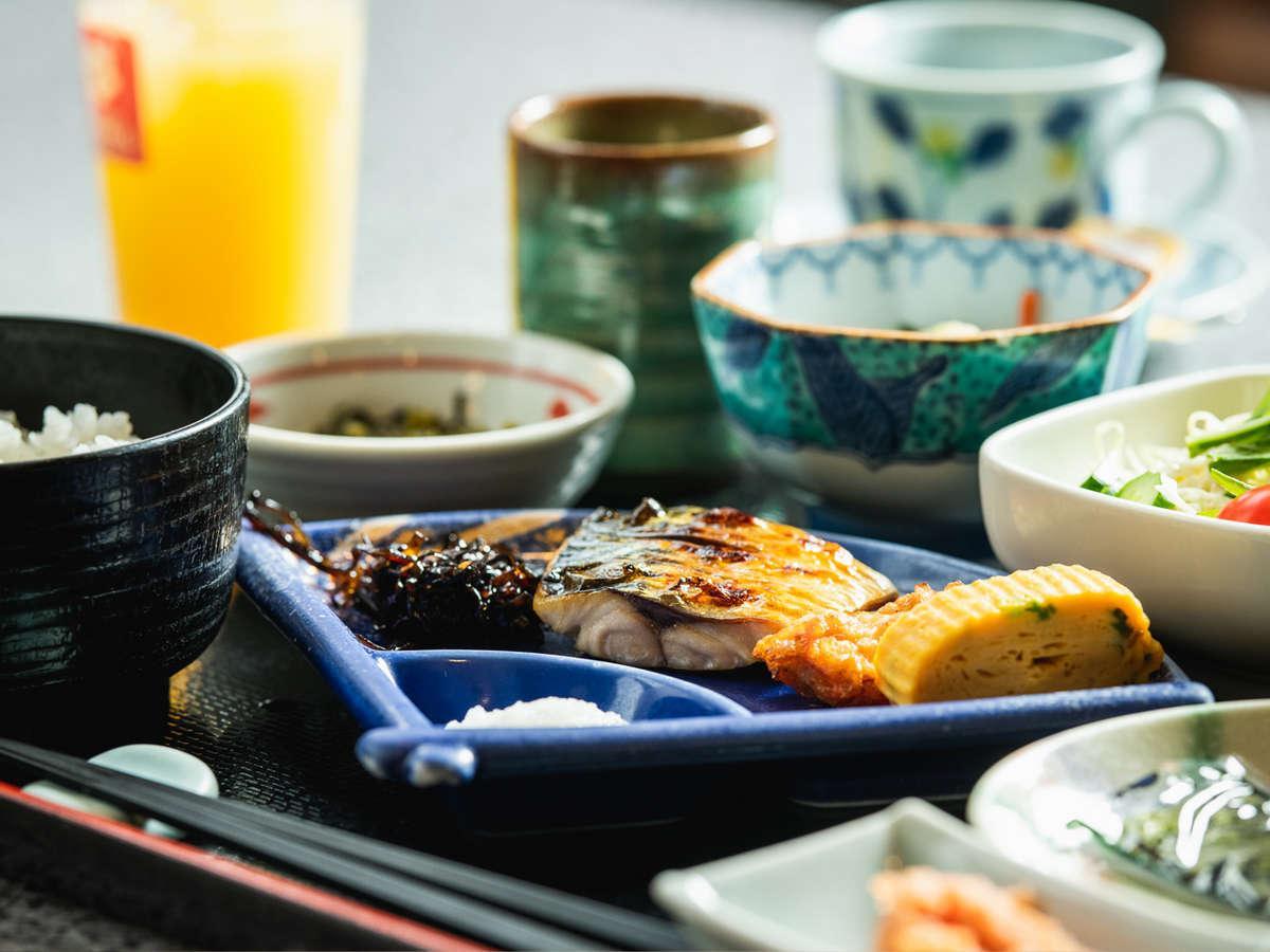 朝食自慢の長崎市内ホテルプラン!