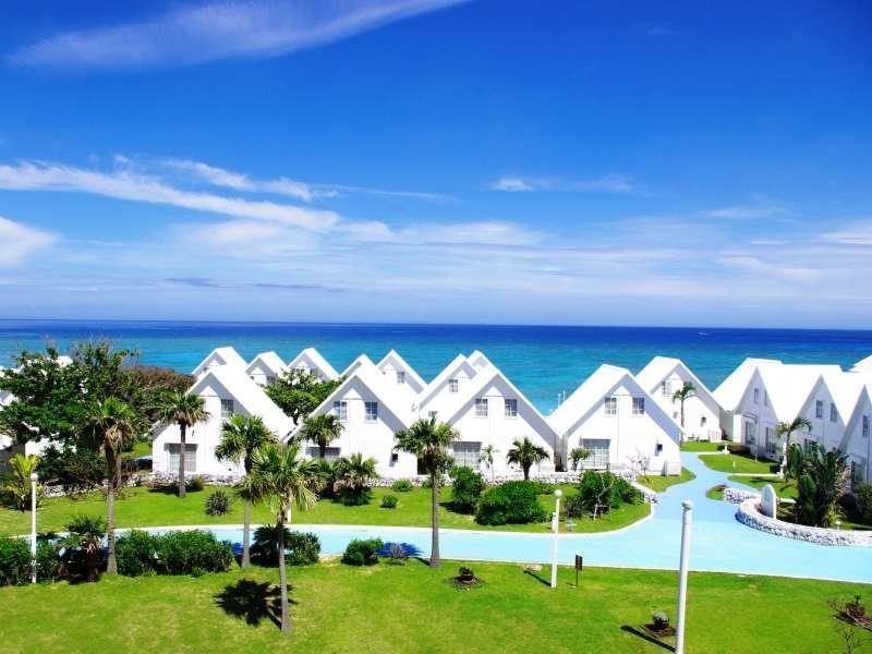 ヨロン島唯一のリゾートホテル滞在ツアー!