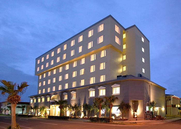 ホテルグランドオーシャンリゾート