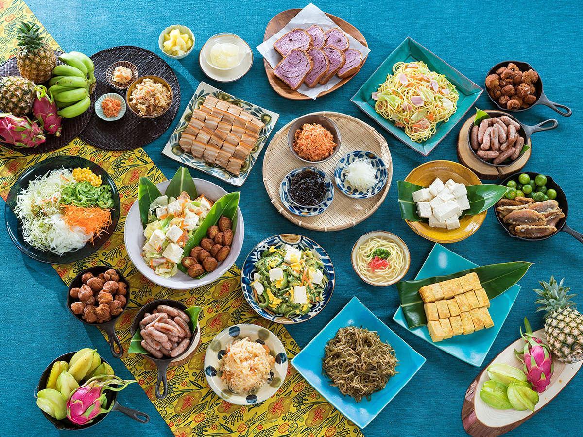 朝食自慢の石垣島ホテルプラン!