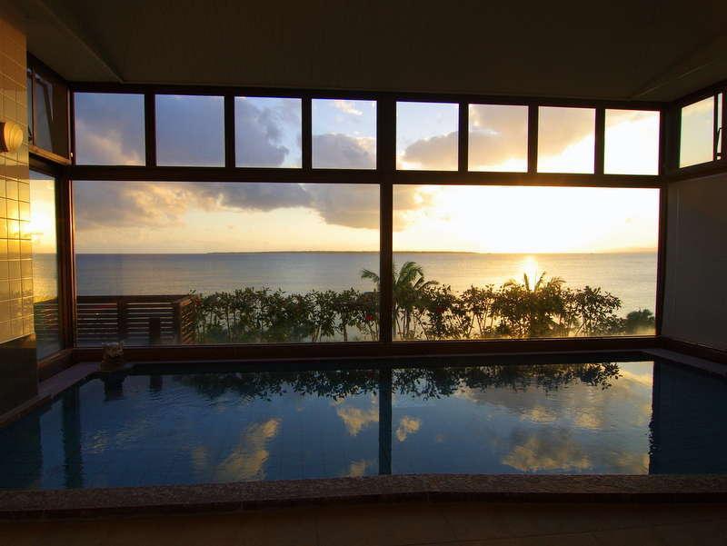 大浴場のある石垣島ホテル滞在ツアー!