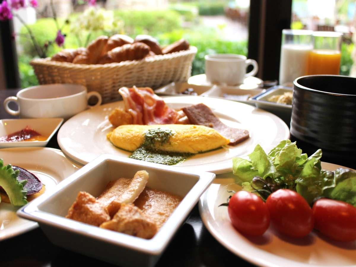 朝食自慢の宮古島ホテルプラン!