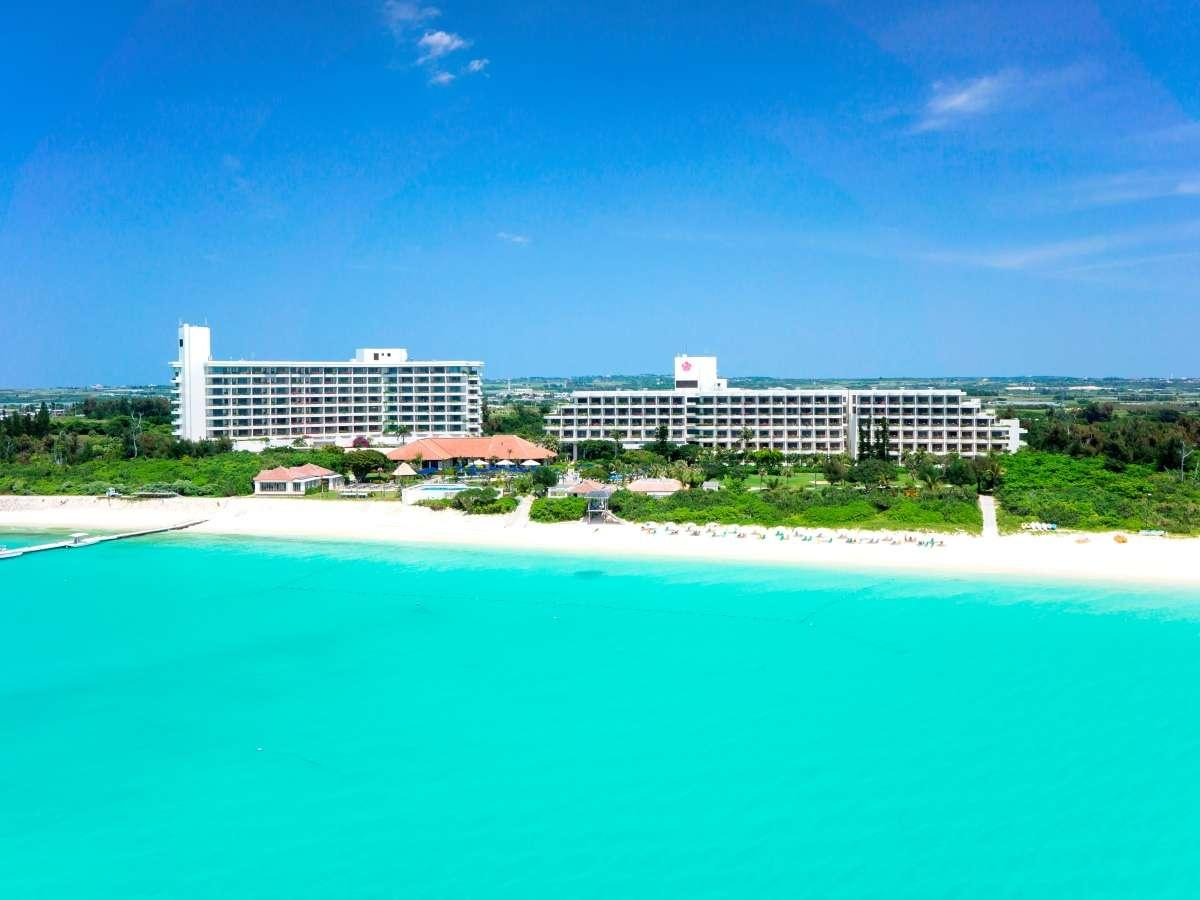 ファミリー滞在におすすめ!宮古島東急ホテル&リゾーツ。