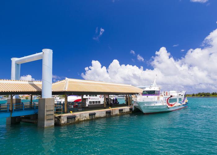 離島ターミナルにアクセス便利なイチオシホテル!