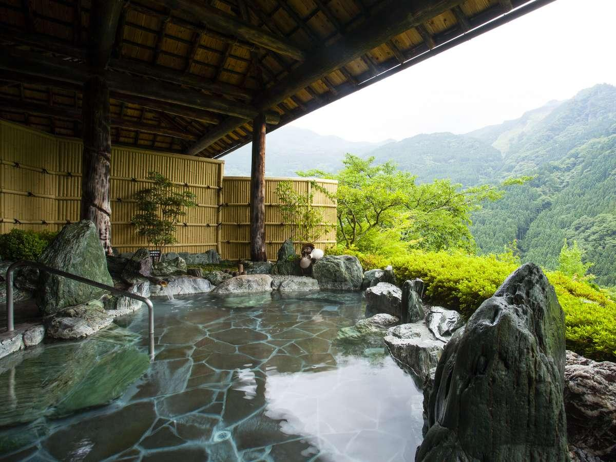 徳島の秘境!温泉&朝夕食付の人気プラン!