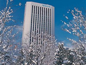 プレミアホテル札幌中島公園