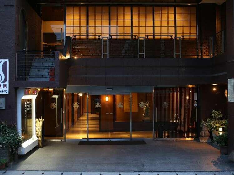 こんぴら温泉湯元ホテル八千代