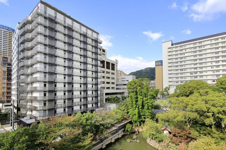 ホテルモンテエルマーナ神戸