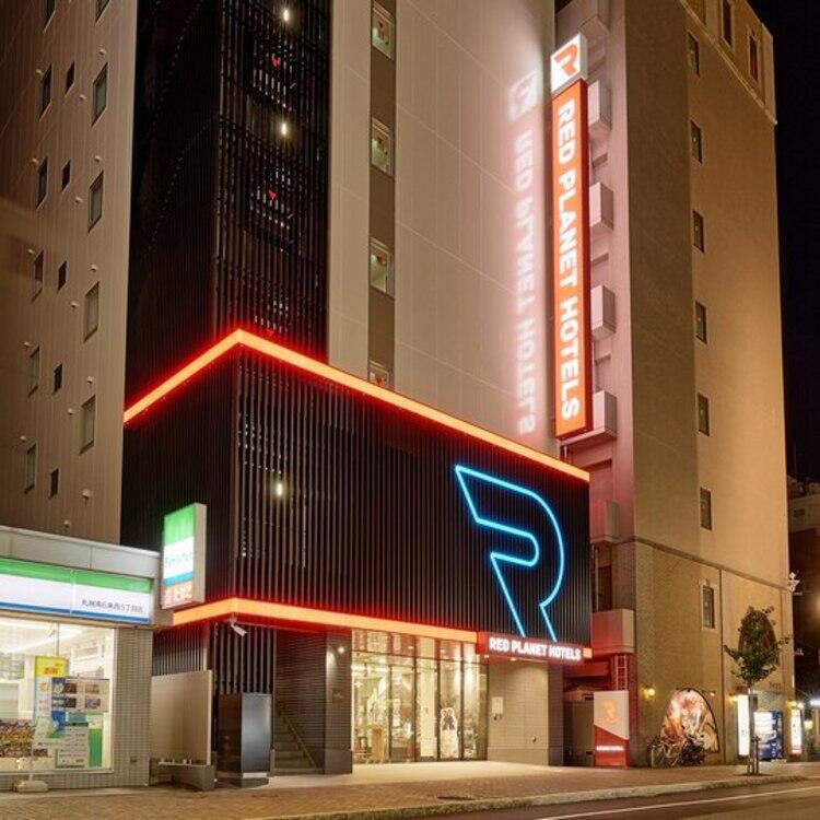 レッドプラネット札幌すすきの中央