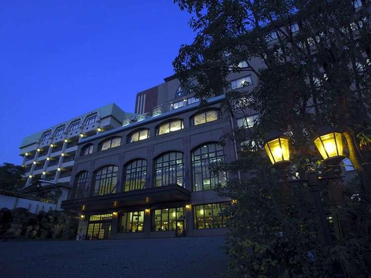 道後温泉ホテル椿館