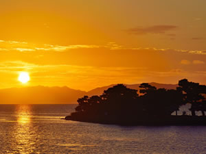 日本一美しい夕日を堪能!宍道湖ビューのホテル